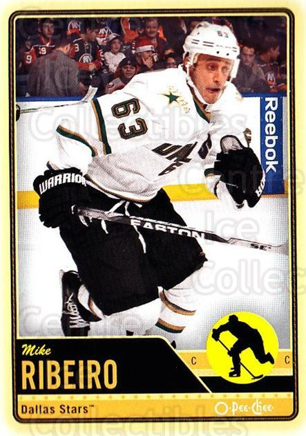2012-13 O-pee-chee #322 Mike Ribeiro<br/>3 In Stock - $1.00 each - <a href=https://centericecollectibles.foxycart.com/cart?name=2012-13%20O-pee-chee%20%23322%20Mike%20Ribeiro...&quantity_max=3&price=$1.00&code=684792 class=foxycart> Buy it now! </a>