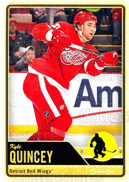 2012-13 O-pee-chee #326 Kyle Quincey<br/>3 In Stock - $1.00 each - <a href=https://centericecollectibles.foxycart.com/cart?name=2012-13%20O-pee-chee%20%23326%20Kyle%20Quincey...&quantity_max=3&price=$1.00&code=684796 class=foxycart> Buy it now! </a>