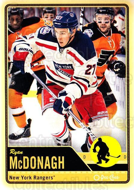 2012-13 O-pee-chee #329 Ryan McDonagh<br/>2 In Stock - $1.00 each - <a href=https://centericecollectibles.foxycart.com/cart?name=2012-13%20O-pee-chee%20%23329%20Ryan%20McDonagh...&quantity_max=2&price=$1.00&code=684799 class=foxycart> Buy it now! </a>
