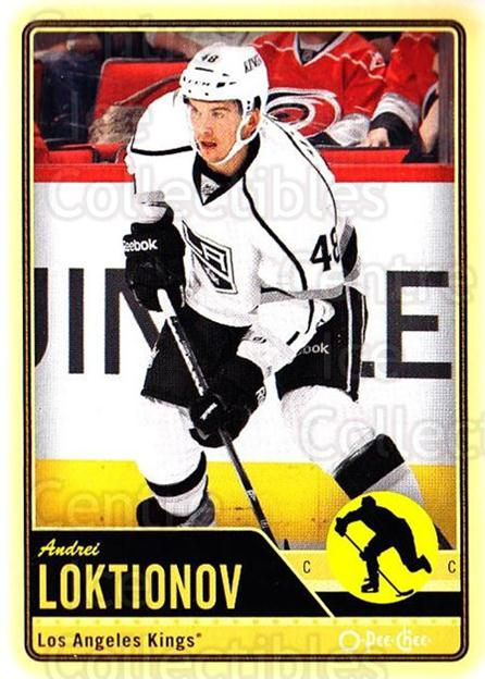 2012-13 O-pee-chee #339 Andrei Loktionov<br/>1 In Stock - $1.00 each - <a href=https://centericecollectibles.foxycart.com/cart?name=2012-13%20O-pee-chee%20%23339%20Andrei%20Loktiono...&quantity_max=1&price=$1.00&code=684809 class=foxycart> Buy it now! </a>