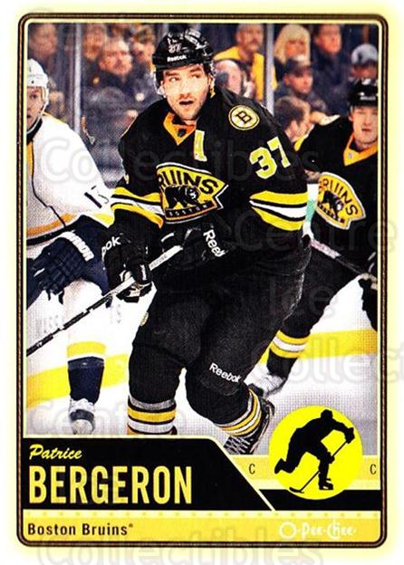 2012-13 O-pee-chee #340 Patrice Bergeron<br/>2 In Stock - $2.00 each - <a href=https://centericecollectibles.foxycart.com/cart?name=2012-13%20O-pee-chee%20%23340%20Patrice%20Bergero...&quantity_max=2&price=$2.00&code=684810 class=foxycart> Buy it now! </a>