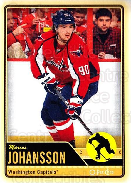 2012-13 O-pee-chee #345 Marcus Johansson<br/>3 In Stock - $1.00 each - <a href=https://centericecollectibles.foxycart.com/cart?name=2012-13%20O-pee-chee%20%23345%20Marcus%20Johansso...&quantity_max=3&price=$1.00&code=684815 class=foxycart> Buy it now! </a>