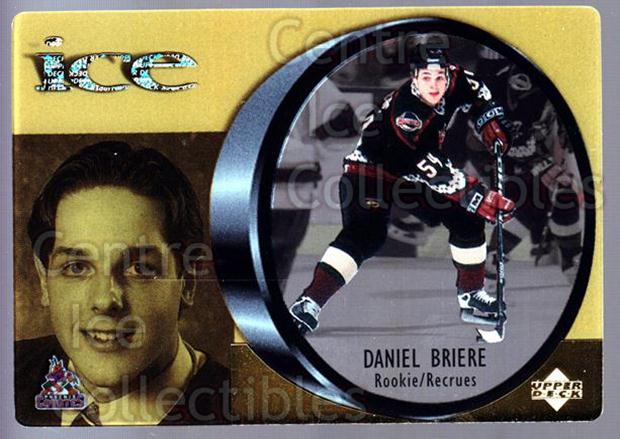 1998-99 McDonalds Upper Deck #27 Daniel Briere<br/>10 In Stock - $1.00 each - <a href=https://centericecollectibles.foxycart.com/cart?name=1998-99%20McDonalds%20Upper%20Deck%20%2327%20Daniel%20Briere...&quantity_max=10&price=$1.00&code=68481 class=foxycart> Buy it now! </a>