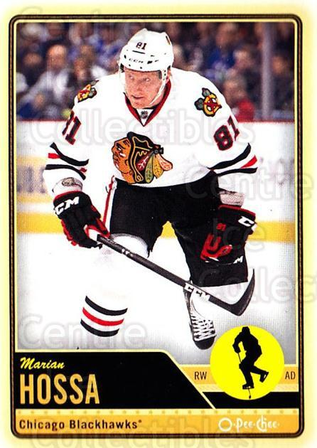2012-13 O-pee-chee #352 Marian Hossa<br/>2 In Stock - $1.00 each - <a href=https://centericecollectibles.foxycart.com/cart?name=2012-13%20O-pee-chee%20%23352%20Marian%20Hossa...&quantity_max=2&price=$1.00&code=684822 class=foxycart> Buy it now! </a>