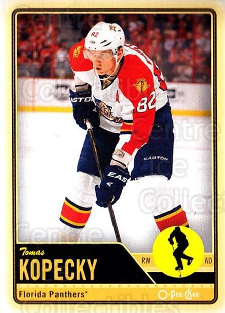 2012-13 O-pee-chee #353 Tomas Kopecky<br/>3 In Stock - $1.00 each - <a href=https://centericecollectibles.foxycart.com/cart?name=2012-13%20O-pee-chee%20%23353%20Tomas%20Kopecky...&quantity_max=3&price=$1.00&code=684823 class=foxycart> Buy it now! </a>