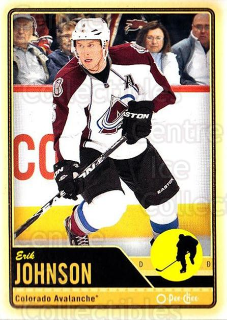 2012-13 O-pee-chee #355 Erik Johnson<br/>3 In Stock - $1.00 each - <a href=https://centericecollectibles.foxycart.com/cart?name=2012-13%20O-pee-chee%20%23355%20Erik%20Johnson...&quantity_max=3&price=$1.00&code=684825 class=foxycart> Buy it now! </a>