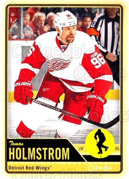 2012-13 O-pee-chee #360 Tomas Holmstrom<br/>3 In Stock - $1.00 each - <a href=https://centericecollectibles.foxycart.com/cart?name=2012-13%20O-pee-chee%20%23360%20Tomas%20Holmstrom...&quantity_max=3&price=$1.00&code=684830 class=foxycart> Buy it now! </a>