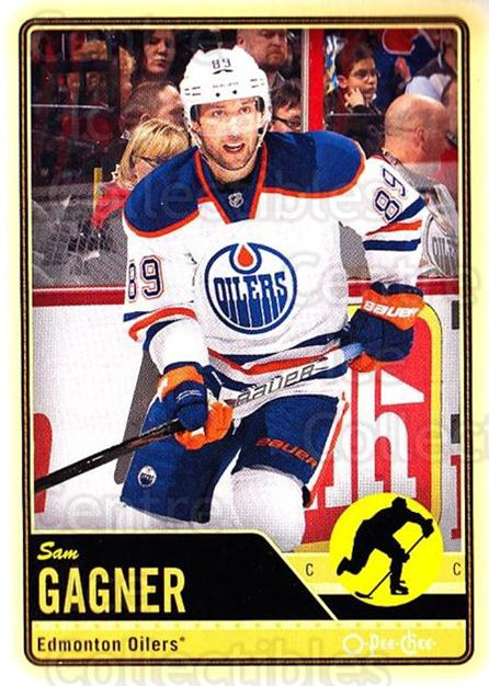 2012-13 O-pee-chee #363 Sam Gagner<br/>3 In Stock - $1.00 each - <a href=https://centericecollectibles.foxycart.com/cart?name=2012-13%20O-pee-chee%20%23363%20Sam%20Gagner...&quantity_max=3&price=$1.00&code=684833 class=foxycart> Buy it now! </a>