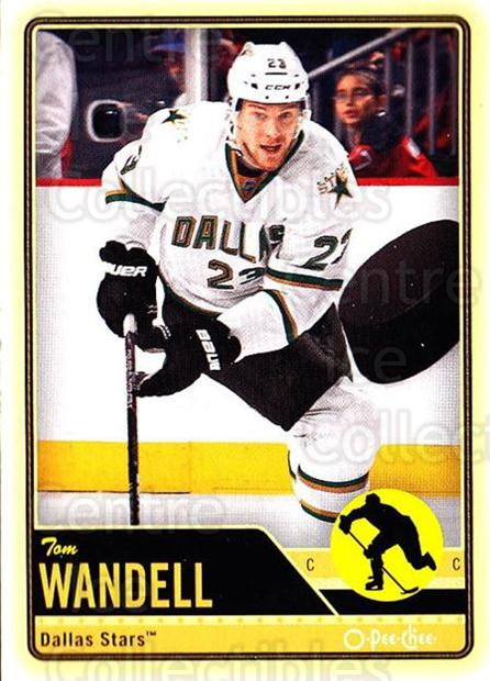 2012-13 O-pee-chee #366 Tom Wandell<br/>3 In Stock - $1.00 each - <a href=https://centericecollectibles.foxycart.com/cart?name=2012-13%20O-pee-chee%20%23366%20Tom%20Wandell...&quantity_max=3&price=$1.00&code=684836 class=foxycart> Buy it now! </a>