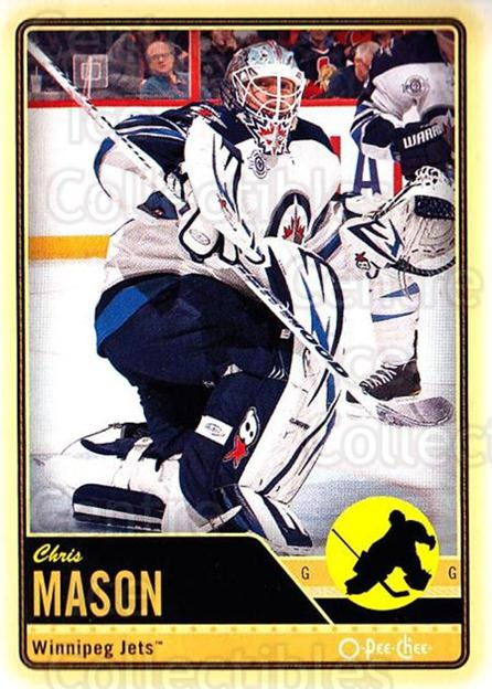 2012-13 O-pee-chee #377 Chris Mason<br/>3 In Stock - $1.00 each - <a href=https://centericecollectibles.foxycart.com/cart?name=2012-13%20O-pee-chee%20%23377%20Chris%20Mason...&quantity_max=3&price=$1.00&code=684847 class=foxycart> Buy it now! </a>