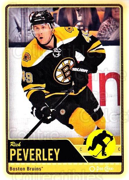 2012-13 O-pee-chee #381 Rich Peverley<br/>3 In Stock - $1.00 each - <a href=https://centericecollectibles.foxycart.com/cart?name=2012-13%20O-pee-chee%20%23381%20Rich%20Peverley...&quantity_max=3&price=$1.00&code=684851 class=foxycart> Buy it now! </a>