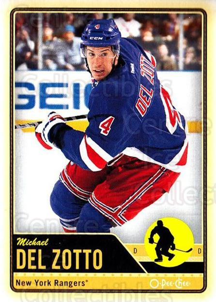 2012-13 O-pee-chee #385 Michael Del Zotto<br/>3 In Stock - $1.00 each - <a href=https://centericecollectibles.foxycart.com/cart?name=2012-13%20O-pee-chee%20%23385%20Michael%20Del%20Zot...&quantity_max=3&price=$1.00&code=684855 class=foxycart> Buy it now! </a>