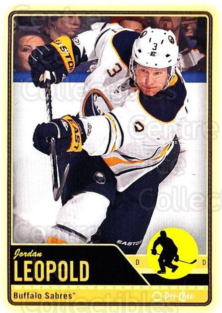 2012-13 O-pee-chee #392 Jordan Leopold<br/>2 In Stock - $1.00 each - <a href=https://centericecollectibles.foxycart.com/cart?name=2012-13%20O-pee-chee%20%23392%20Jordan%20Leopold...&quantity_max=2&price=$1.00&code=684862 class=foxycart> Buy it now! </a>
