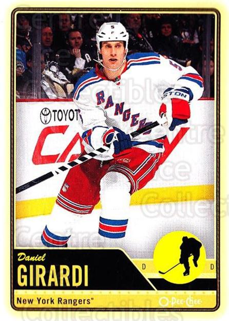 2012-13 O-pee-chee #398 Daniel Girardi<br/>3 In Stock - $1.00 each - <a href=https://centericecollectibles.foxycart.com/cart?name=2012-13%20O-pee-chee%20%23398%20Daniel%20Girardi...&quantity_max=3&price=$1.00&code=684868 class=foxycart> Buy it now! </a>