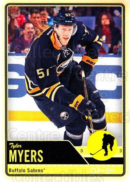 2012-13 O-pee-chee #401 Tyler Myers<br/>3 In Stock - $1.00 each - <a href=https://centericecollectibles.foxycart.com/cart?name=2012-13%20O-pee-chee%20%23401%20Tyler%20Myers...&quantity_max=3&price=$1.00&code=684871 class=foxycart> Buy it now! </a>