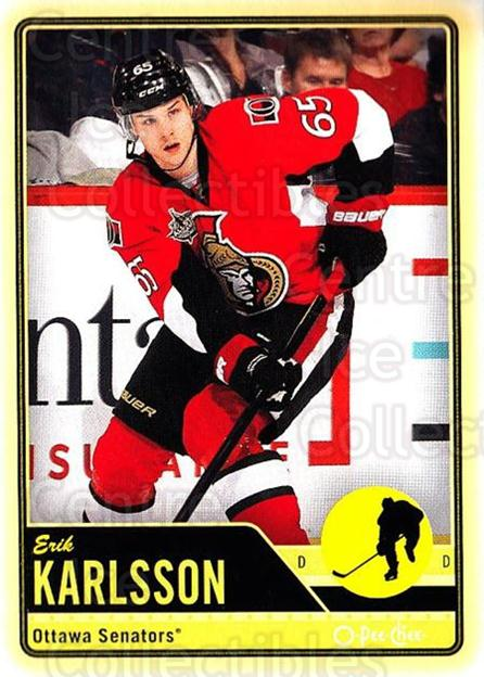 2012-13 O-pee-chee #413 Erik Karlsson<br/>3 In Stock - $1.00 each - <a href=https://centericecollectibles.foxycart.com/cart?name=2012-13%20O-pee-chee%20%23413%20Erik%20Karlsson...&quantity_max=3&price=$1.00&code=684883 class=foxycart> Buy it now! </a>