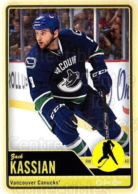 2012-13 O-pee-chee #418 Zack Kassian<br/>3 In Stock - $1.00 each - <a href=https://centericecollectibles.foxycart.com/cart?name=2012-13%20O-pee-chee%20%23418%20Zack%20Kassian...&quantity_max=3&price=$1.00&code=684888 class=foxycart> Buy it now! </a>