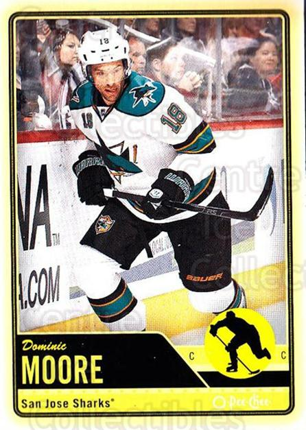 2012-13 O-pee-chee #421 Dominic Moore<br/>3 In Stock - $1.00 each - <a href=https://centericecollectibles.foxycart.com/cart?name=2012-13%20O-pee-chee%20%23421%20Dominic%20Moore...&quantity_max=3&price=$1.00&code=684891 class=foxycart> Buy it now! </a>