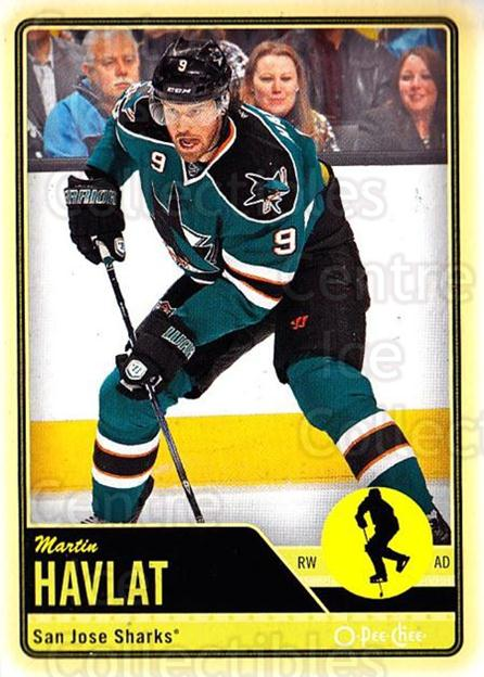 2012-13 O-pee-chee #435 Martin Havlat<br/>3 In Stock - $1.00 each - <a href=https://centericecollectibles.foxycart.com/cart?name=2012-13%20O-pee-chee%20%23435%20Martin%20Havlat...&quantity_max=3&price=$1.00&code=684905 class=foxycart> Buy it now! </a>