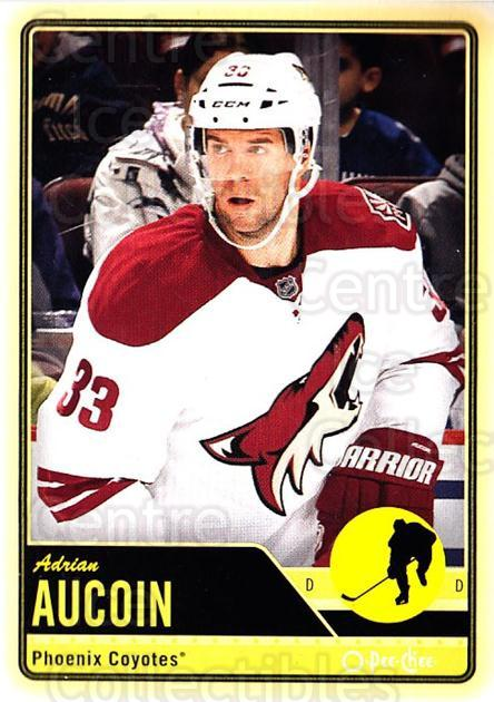 2012-13 O-pee-chee #453 Adrian Aucoin<br/>3 In Stock - $1.00 each - <a href=https://centericecollectibles.foxycart.com/cart?name=2012-13%20O-pee-chee%20%23453%20Adrian%20Aucoin...&quantity_max=3&price=$1.00&code=684923 class=foxycart> Buy it now! </a>