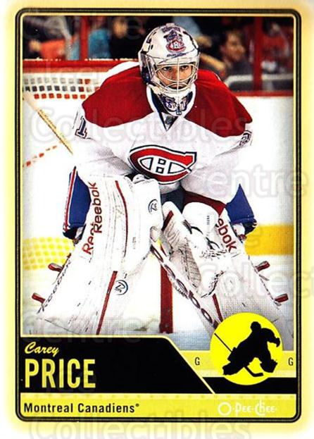 2012-13 O-pee-chee #459 Carey Price<br/>1 In Stock - $3.00 each - <a href=https://centericecollectibles.foxycart.com/cart?name=2012-13%20O-pee-chee%20%23459%20Carey%20Price...&price=$3.00&code=684929 class=foxycart> Buy it now! </a>