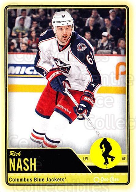 2012-13 O-pee-chee #492 Rick Nash<br/>3 In Stock - $1.00 each - <a href=https://centericecollectibles.foxycart.com/cart?name=2012-13%20O-pee-chee%20%23492%20Rick%20Nash...&quantity_max=3&price=$1.00&code=684962 class=foxycart> Buy it now! </a>