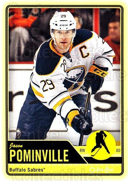 2012-13 O-pee-chee #494 Jason Pominville<br/>3 In Stock - $1.00 each - <a href=https://centericecollectibles.foxycart.com/cart?name=2012-13%20O-pee-chee%20%23494%20Jason%20Pominvill...&quantity_max=3&price=$1.00&code=684964 class=foxycart> Buy it now! </a>