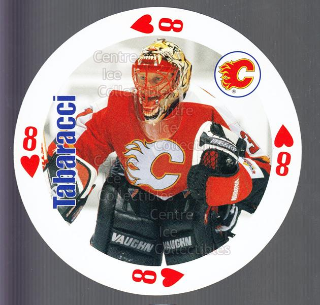 1998-99 NHL Aces Playing Card #8 Rick Tabaracci<br/>7 In Stock - $2.00 each - <a href=https://centericecollectibles.foxycart.com/cart?name=1998-99%20NHL%20Aces%20Playing%20Card%20%238%20Rick%20Tabaracci...&price=$2.00&code=68536 class=foxycart> Buy it now! </a>