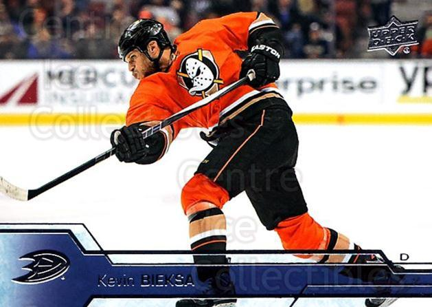2016-17 Upper Deck #5 Kevin Bieksa<br/>14 In Stock - $1.00 each - <a href=https://centericecollectibles.foxycart.com/cart?name=2016-17%20Upper%20Deck%20%235%20Kevin%20Bieksa...&quantity_max=14&price=$1.00&code=685640 class=foxycart> Buy it now! </a>