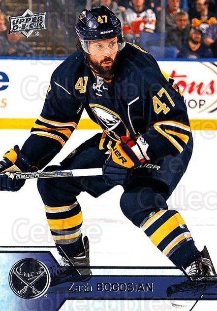 2016-17 Upper Deck #26 Zach Bogosian<br/>13 In Stock - $1.00 each - <a href=https://centericecollectibles.foxycart.com/cart?name=2016-17%20Upper%20Deck%20%2326%20Zach%20Bogosian...&quantity_max=13&price=$1.00&code=685661 class=foxycart> Buy it now! </a>