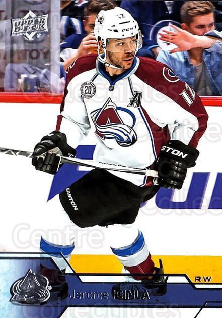 2016-17 Upper Deck #50 Jarome Iginla<br/>13 In Stock - $1.00 each - <a href=https://centericecollectibles.foxycart.com/cart?name=2016-17%20Upper%20Deck%20%2350%20Jarome%20Iginla...&quantity_max=13&price=$1.00&code=685685 class=foxycart> Buy it now! </a>