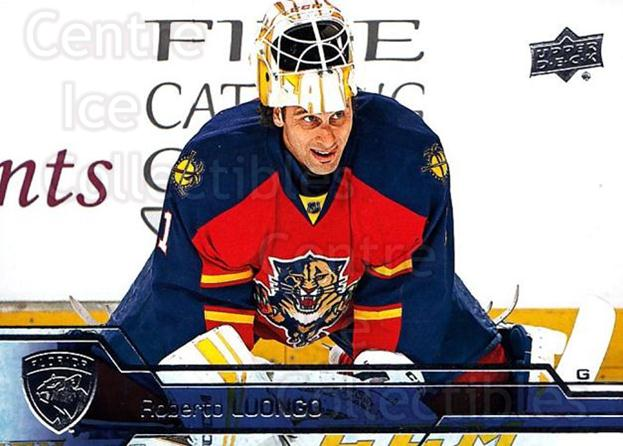 2016-17 Upper Deck #83 Roberto Luongo<br/>17 In Stock - $1.00 each - <a href=https://centericecollectibles.foxycart.com/cart?name=2016-17%20Upper%20Deck%20%2383%20Roberto%20Luongo...&quantity_max=17&price=$1.00&code=685718 class=foxycart> Buy it now! </a>