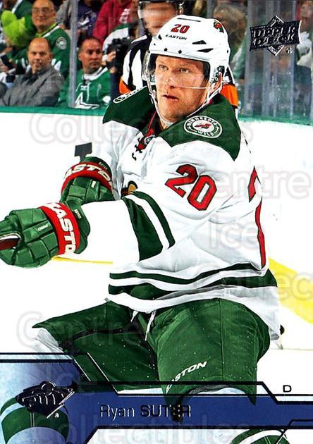 2016-17 Upper Deck #98 Ryan Suter<br/>17 In Stock - $1.00 each - <a href=https://centericecollectibles.foxycart.com/cart?name=2016-17%20Upper%20Deck%20%2398%20Ryan%20Suter...&quantity_max=17&price=$1.00&code=685733 class=foxycart> Buy it now! </a>