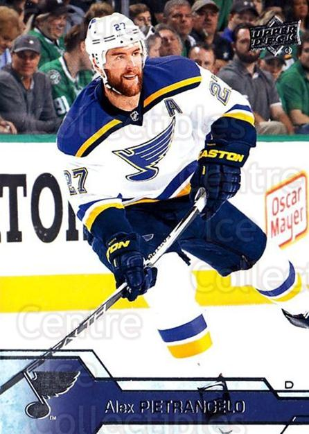 2016-17 Upper Deck #155 Alex Pietrangelo<br/>16 In Stock - $1.00 each - <a href=https://centericecollectibles.foxycart.com/cart?name=2016-17%20Upper%20Deck%20%23155%20Alex%20Pietrangel...&quantity_max=16&price=$1.00&code=685790 class=foxycart> Buy it now! </a>
