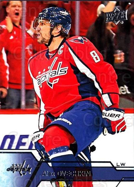 2016-17 Upper Deck #184 Alexander Ovechkin<br/>13 In Stock - $2.00 each - <a href=https://centericecollectibles.foxycart.com/cart?name=2016-17%20Upper%20Deck%20%23184%20Alexander%20Ovech...&quantity_max=13&price=$2.00&code=685819 class=foxycart> Buy it now! </a>