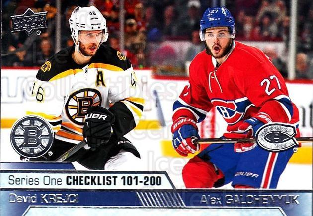 2016-17 Upper Deck #200 David Krejci, Alex Galchenyuk<br/>17 In Stock - $1.00 each - <a href=https://centericecollectibles.foxycart.com/cart?name=2016-17%20Upper%20Deck%20%23200%20David%20Krejci,%20A...&quantity_max=17&price=$1.00&code=685835 class=foxycart> Buy it now! </a>