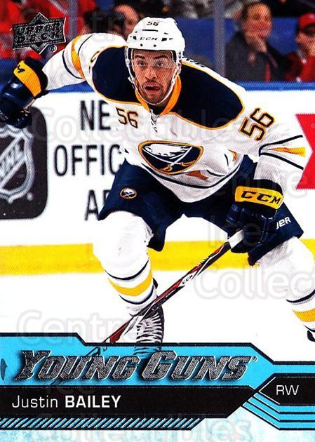 2016-17 Upper Deck #246 Justin Bailey<br/>2 In Stock - $5.00 each - <a href=https://centericecollectibles.foxycart.com/cart?name=2016-17%20Upper%20Deck%20%23246%20Justin%20Bailey...&quantity_max=2&price=$5.00&code=685881 class=foxycart> Buy it now! </a>