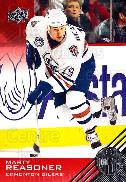 2013-14 Upper Deck Edmonton Oilers #56 Marty Reasoner<br/>1 In Stock - $1.00 each - <a href=https://centericecollectibles.foxycart.com/cart?name=2013-14%20Upper%20Deck%20Edmonton%20Oilers%20%2356%20Marty%20Reasoner...&quantity_max=1&price=$1.00&code=685941 class=foxycart> Buy it now! </a>