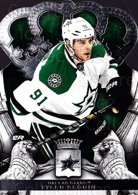 2013-14 Crown Royale #36 Tyler Seguin<br/>1 In Stock - $1.00 each - <a href=https://centericecollectibles.foxycart.com/cart?name=2013-14%20Crown%20Royale%20%2336%20Tyler%20Seguin...&quantity_max=1&price=$1.00&code=686011 class=foxycart> Buy it now! </a>