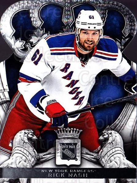 2013-14 Crown Royale #61 Rick Nash<br/>1 In Stock - $1.00 each - <a href=https://centericecollectibles.foxycart.com/cart?name=2013-14%20Crown%20Royale%20%2361%20Rick%20Nash...&quantity_max=1&price=$1.00&code=686036 class=foxycart> Buy it now! </a>