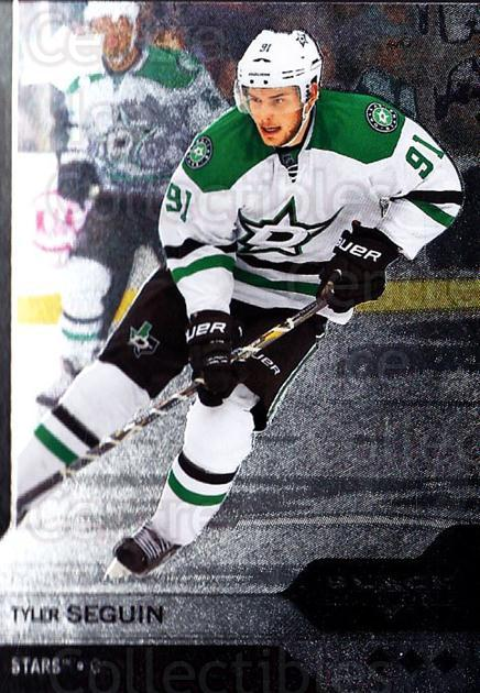 2013-14 Black Diamond #174 Tyler Seguin<br/>6 In Stock - $3.00 each - <a href=https://centericecollectibles.foxycart.com/cart?name=2013-14%20Black%20Diamond%20%23174%20Tyler%20Seguin...&quantity_max=6&price=$3.00&code=686401 class=foxycart> Buy it now! </a>