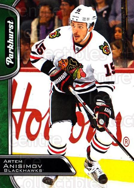 2016-17 Parkhurst #67 Artem Anisimov<br/>4 In Stock - $1.00 each - <a href=https://centericecollectibles.foxycart.com/cart?name=2016-17%20Parkhurst%20%2367%20Artem%20Anisimov...&quantity_max=4&price=$1.00&code=686544 class=foxycart> Buy it now! </a>