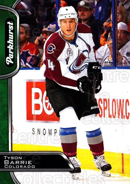 2016-17 Parkhurst #82 Tyson Barrie<br/>5 In Stock - $1.00 each - <a href=https://centericecollectibles.foxycart.com/cart?name=2016-17%20Parkhurst%20%2382%20Tyson%20Barrie...&quantity_max=5&price=$1.00&code=686559 class=foxycart> Buy it now! </a>