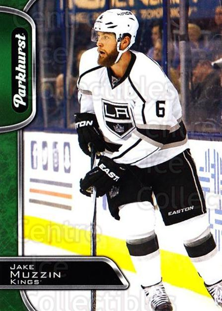 2016-17 Parkhurst #147 Jake Muzzin<br/>6 In Stock - $1.00 each - <a href=https://centericecollectibles.foxycart.com/cart?name=2016-17%20Parkhurst%20%23147%20Jake%20Muzzin...&quantity_max=6&price=$1.00&code=686624 class=foxycart> Buy it now! </a>