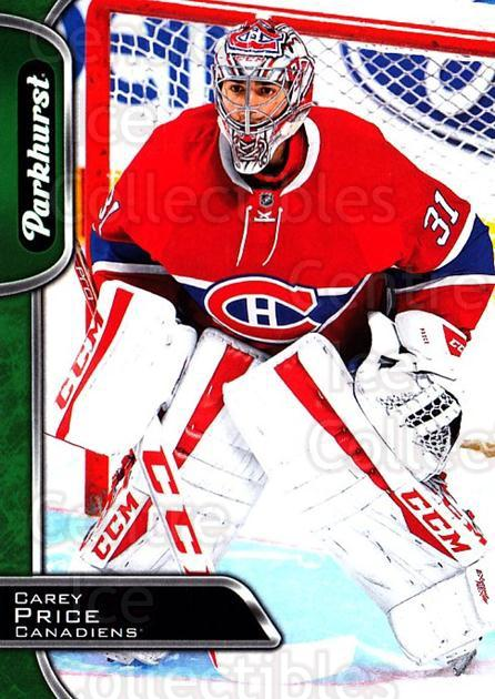 2016-17 Parkhurst #175 Carey Price<br/>2 In Stock - $3.00 each - <a href=https://centericecollectibles.foxycart.com/cart?name=2016-17%20Parkhurst%20%23175%20Carey%20Price...&price=$3.00&code=686652 class=foxycart> Buy it now! </a>