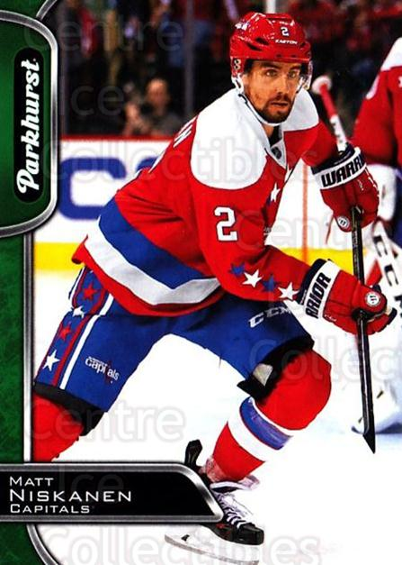 2016-17 Parkhurst #316 Matt Niskanen<br/>5 In Stock - $1.00 each - <a href=https://centericecollectibles.foxycart.com/cart?name=2016-17%20Parkhurst%20%23316%20Matt%20Niskanen...&quantity_max=5&price=$1.00&code=686793 class=foxycart> Buy it now! </a>