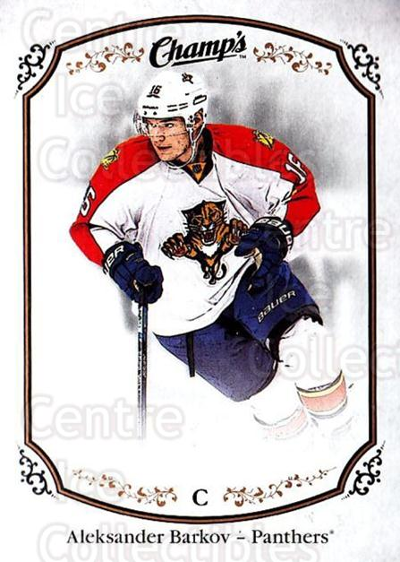 2015-16 Upper Deck Champs #53 Aleksander Barkov<br/>1 In Stock - $1.00 each - <a href=https://centericecollectibles.foxycart.com/cart?name=2015-16%20Upper%20Deck%20Champs%20%2353%20Aleksander%20Bark...&quantity_max=1&price=$1.00&code=686930 class=foxycart> Buy it now! </a>
