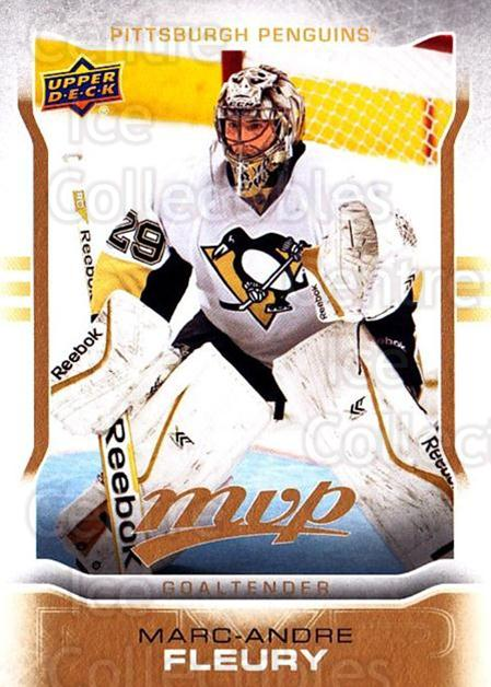 2014-15 Upper Deck MVP #243 Marc-Andre Fleury<br/>1 In Stock - $3.00 each - <a href=https://centericecollectibles.foxycart.com/cart?name=2014-15%20Upper%20Deck%20MVP%20%23243%20Marc-Andre%20Fleu...&quantity_max=1&price=$3.00&code=687447 class=foxycart> Buy it now! </a>