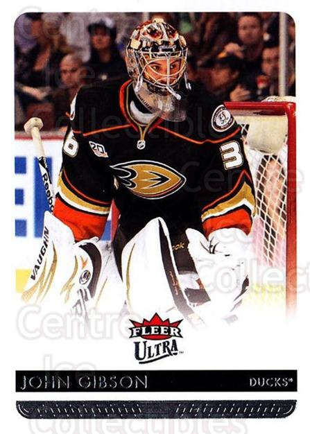 2014-15 Ultra #1 John Gibson<br/>2 In Stock - $1.00 each - <a href=https://centericecollectibles.foxycart.com/cart?name=2014-15%20Ultra%20%231%20John%20Gibson...&quantity_max=2&price=$1.00&code=687541 class=foxycart> Buy it now! </a>