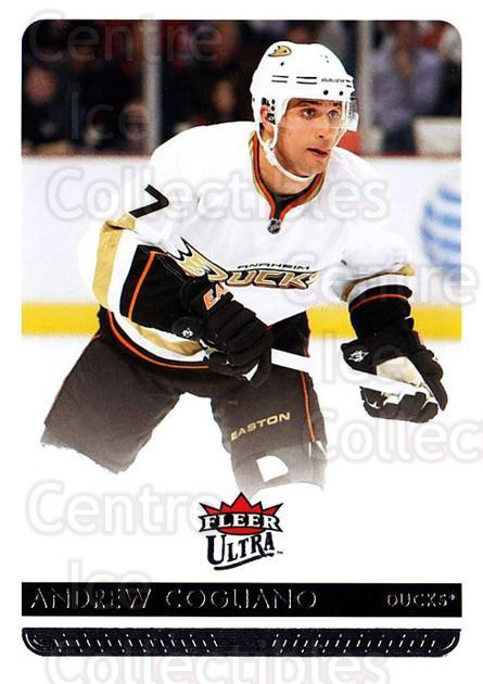 2014-15 Ultra #4 Andrew Cogliano<br/>2 In Stock - $1.00 each - <a href=https://centericecollectibles.foxycart.com/cart?name=2014-15%20Ultra%20%234%20Andrew%20Cogliano...&quantity_max=2&price=$1.00&code=687544 class=foxycart> Buy it now! </a>